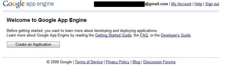 google app engine 1